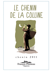 2011  Le Chenin de la Colline Touraine